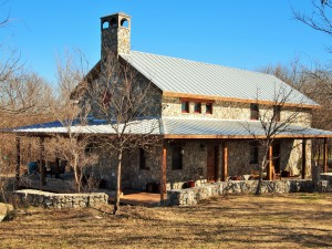 Classic country style house